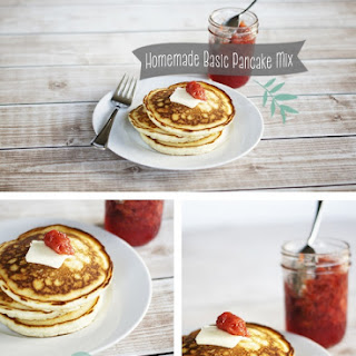 Homemade pancake mix without baking soda recipes yummly recipe homemade basic pancake mix salt baking powder unsalted butter ccuart Choice Image