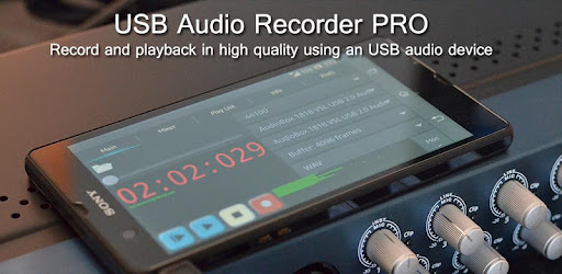 USB Audio Recorder PRO - Apps on Google Play