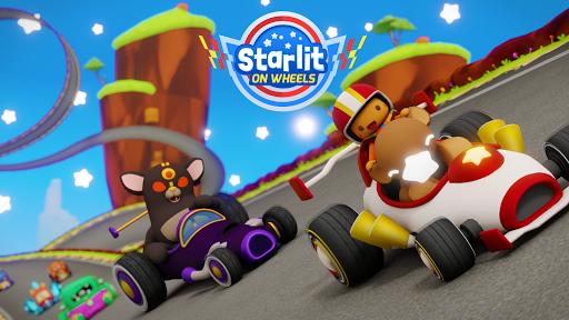 Starlit On Wheels: Super Kart 1.7 androidappsheaven.com 1