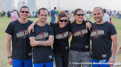 Photo: WPC 2012, Equipe de France Championne du Monde de Voile Contact à 4