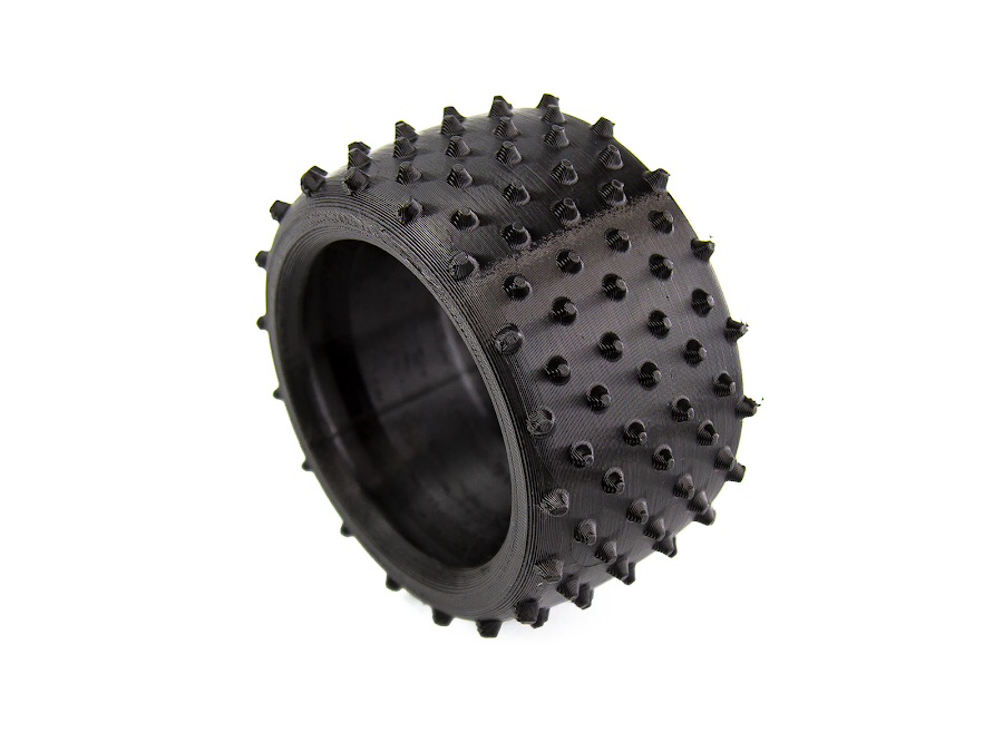 Flexible wheel for the Open RC Project
