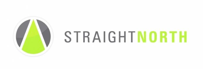 Image result for straight north logo
