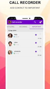 Automatic All Call Recorder – new 2020 App Download For Android 6