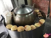 台中-鄭記上海蟹殼黃碳烤小酥餅