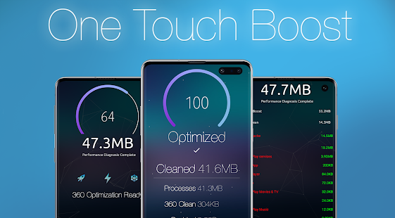 App Nova Cleaner - Booster, Clean Memory,Cache,Battery APK for Windows Phone