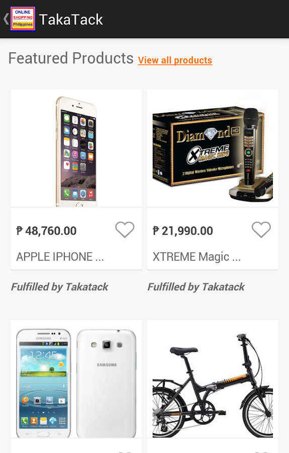 eBuy Philippines is the favourite online shopping destination of overseas customers. All kinds of shoppers overseas go the website to find interesting items to send as gifts to the Philippines for their loved ones.