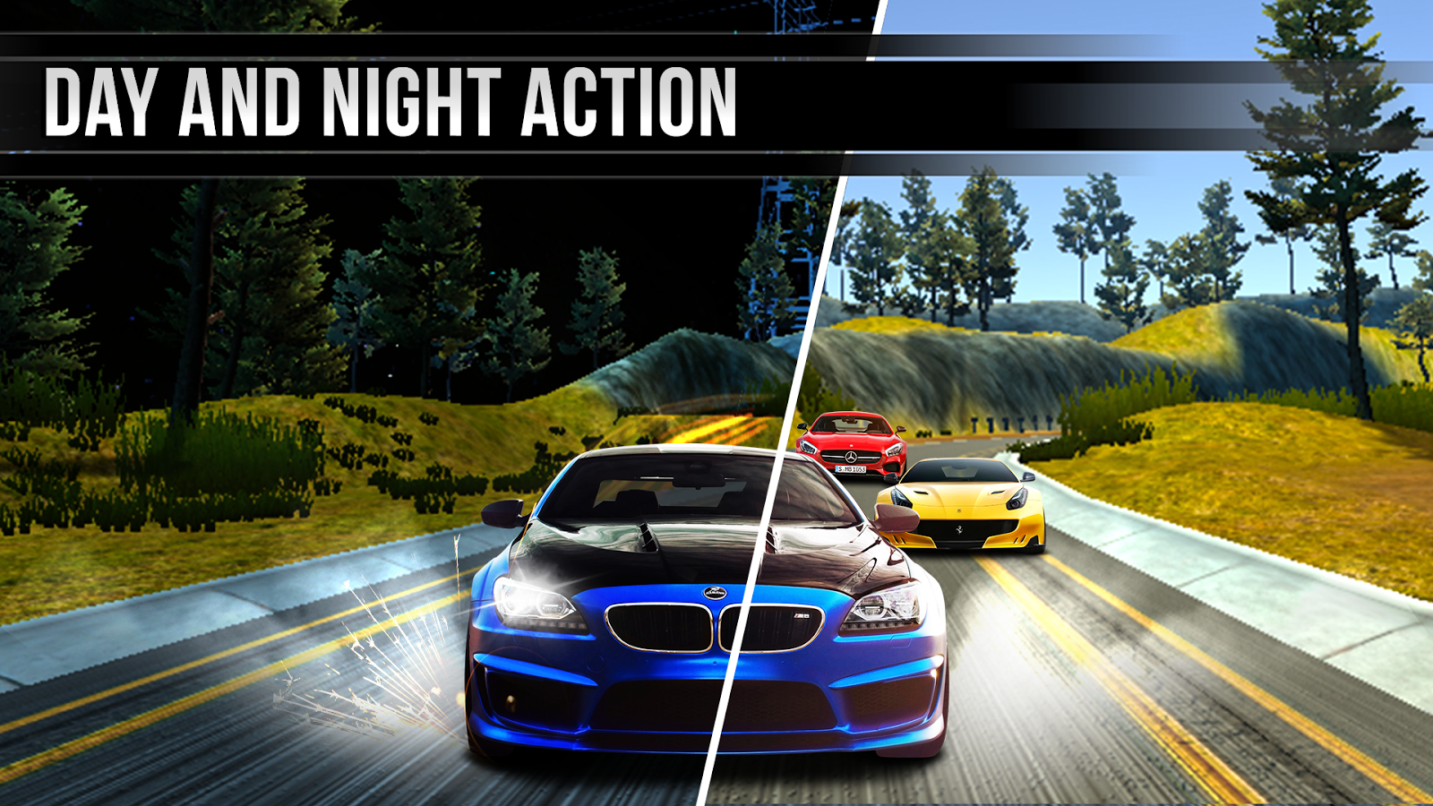 Traffic Racer Race Cars Android Apps On Google Play