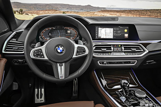 The infotainment has been redesigned and features BMW's latest operating system. Picture: SUPPLIED