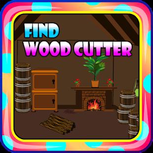 Escape Games 2017 - Find Wood Cutter - náhled