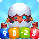 Go Zero - Slide Numbers Game & Free Puzzle Game icon