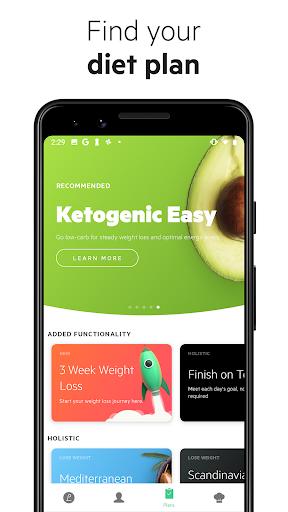 Lifesum - Diet Plan, Macro Calculator & Food Diary screenshot