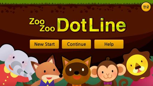 Zoo Zoo Dot Line Free