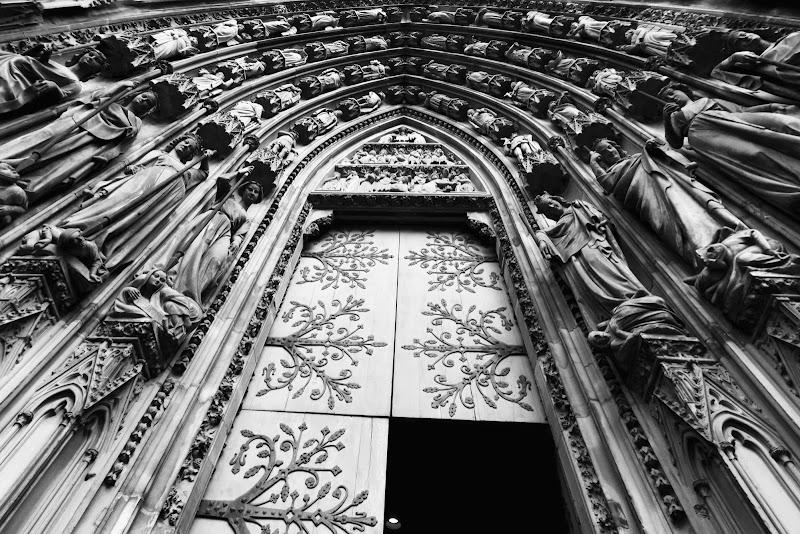 Portone duomo, Strasburgo di Danyskar