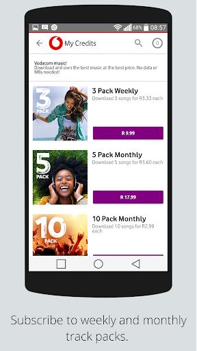 Vodacom music! Apk Download 7