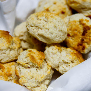 Quick Biscuits Three Ways