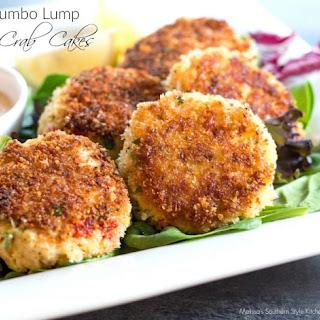 Jumbo Lump Crab Cakes.