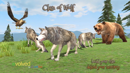 Clan of Wolf screenshot 1