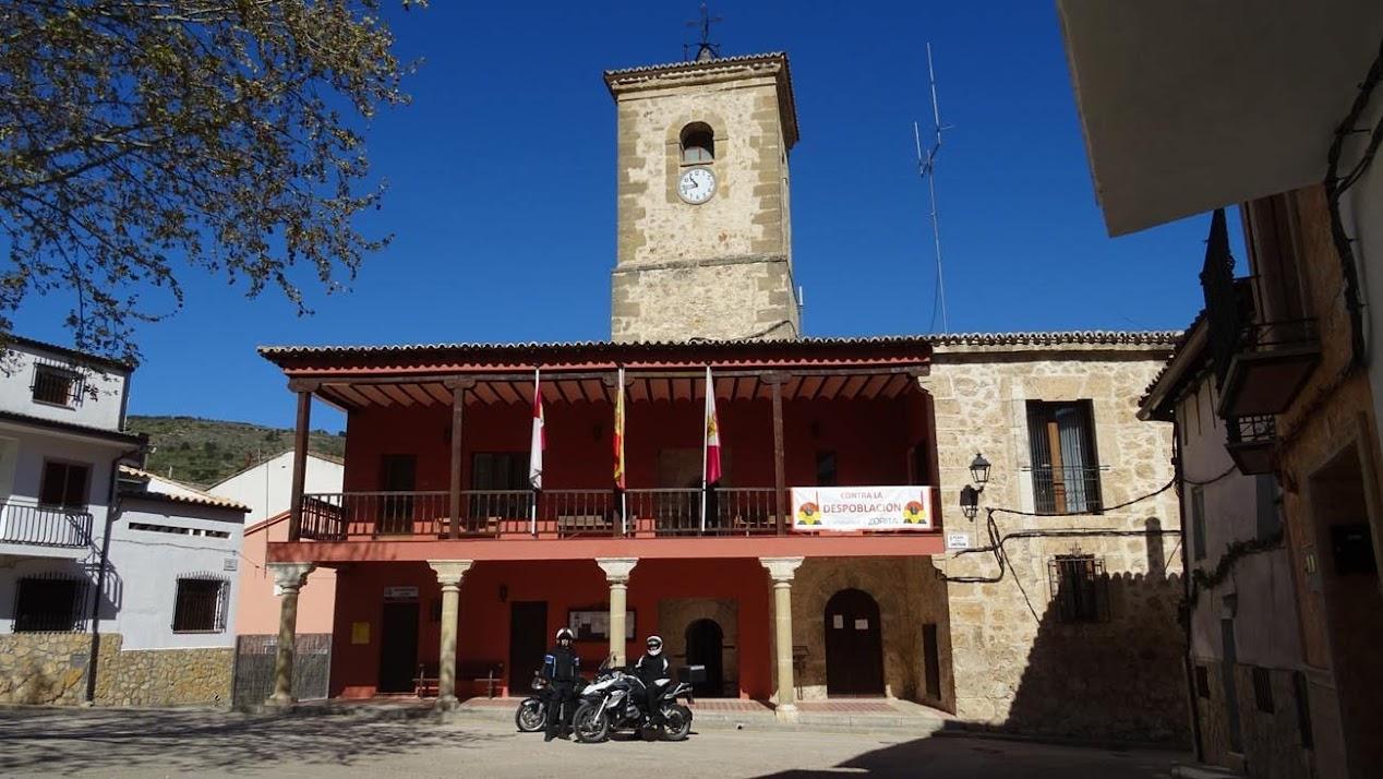 Valdeconcha, Guadalajara -España-