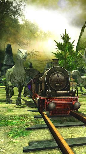Télécharger Train Simulator Dino Park APK MOD 2