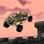 Stunt Racer - Castle Icon