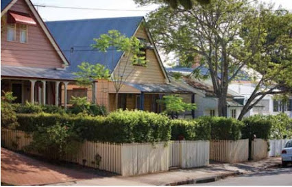 A Brisbane Character Home streetscape