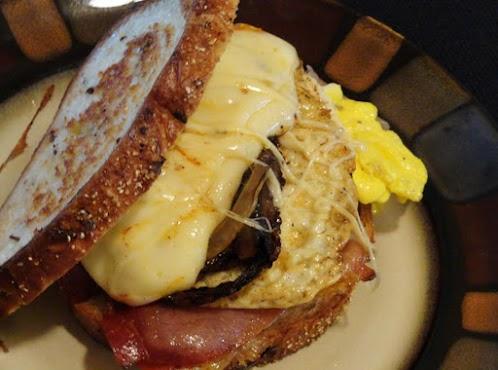 European Breakfast Sandwich