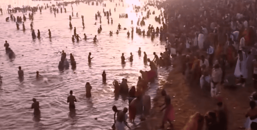 Largest Religious Gathering in India Can Be Seen From Space, Amazing facts about India