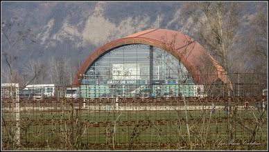 Photo: Intr. Stadionului, vedere - 2016.11.26