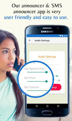 caller name announcer  : hands-free pro screenshot 3