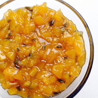 Mango Jalapeno Jam