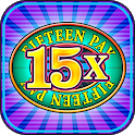 Fifteen Pay Deluxe Slot icon