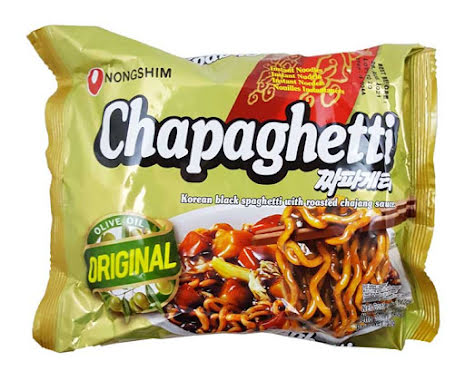 Chapaghetti Noodles 140g Nongshim