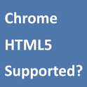 HTML5 Supported for Chrome? icon