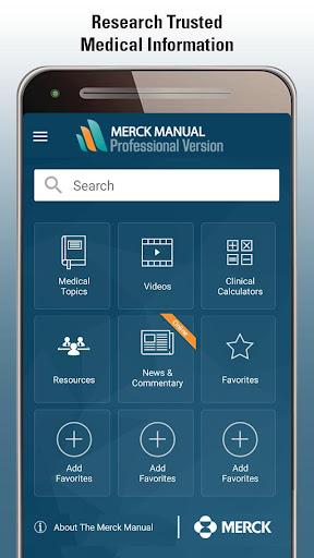 Merck Manual - Pro Version