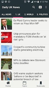 UK News Daily - News from Top UK Newspapers - náhled