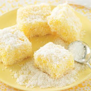 Pineapple Jelly Cakes.