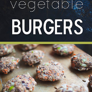 Vegetable Burgers in Bulk + Frozen