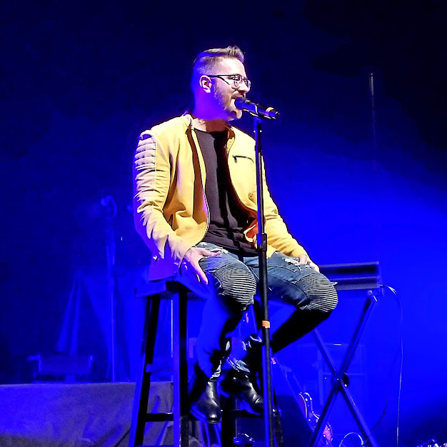 Meet and Greet with Danny Gokey
