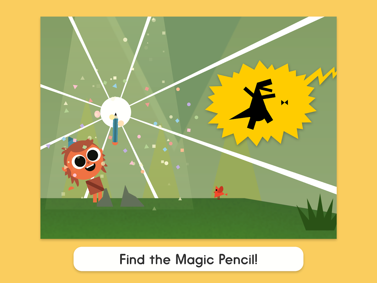 Artie's Magic Pencil- screenshot