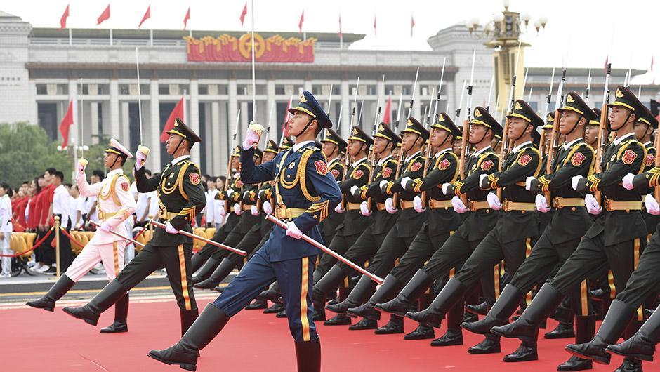 سخنرانی رهبر چین در مراسم گرامیداشت صدمین سالگرد تاسیس حزب کمونیست چین_fororder_1127614192_1625101307971_title0h