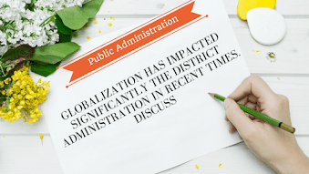Public Administration Answer Writing Challenge - Question Set 7