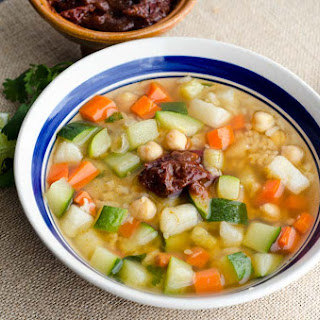 Caldo Vegetable Recipes