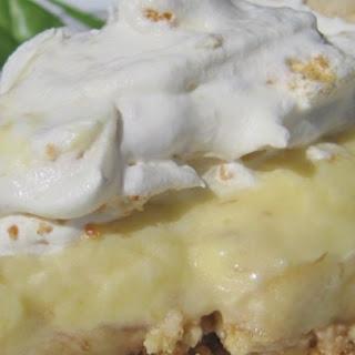 Banana Cream Pie III Recipe