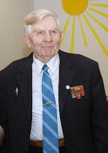 Photo: Ветеран Великой Отечественной, полковник в отставке Василий Тимофеевич Глазков