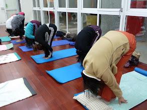 Photo: 20110330健康活力瑜珈002