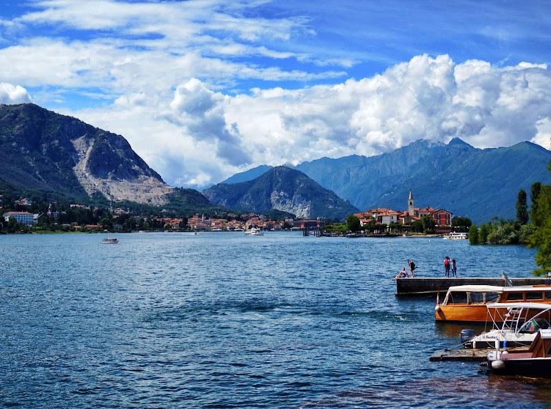 Lake and Mountain di Angy_photo