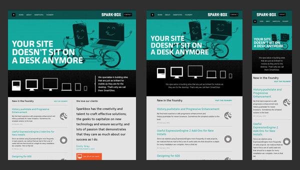 Адаптивный и адаптивный веб-дизайн