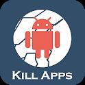 App Task Killer - Kill apps running in background icon