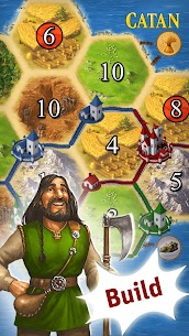Catan Classic MOD APK 4.7.0 ( Paid , New Cities / Seafarers ) 3