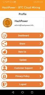 HashPower – BTC Cloud Mining 7